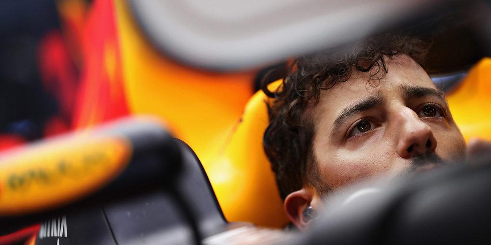 """Daniel Ricciardo: """"Ahora tenemos un coche bastante equilibrado en las curvas rápidas"""""""