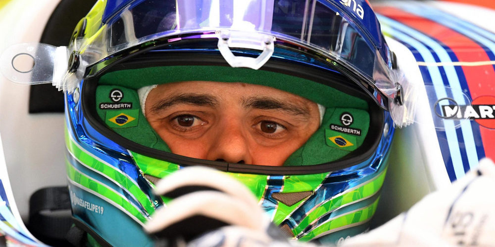 """Massa: """"Tuve problemas de sobrecalentamiento de neumáticos a lo largo de la clasificación"""""""