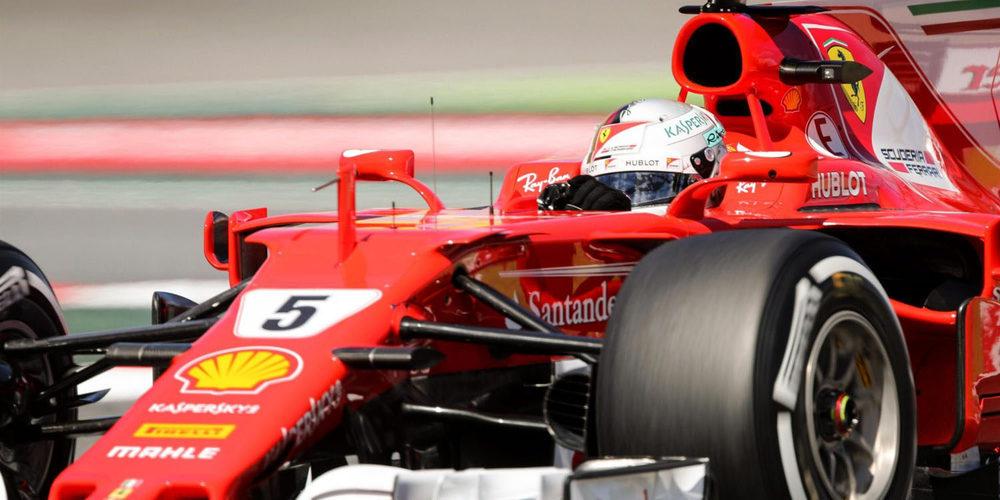 """Sebastian Vettel: """"Poner el coche en la primera fila es un éxito masivo"""""""