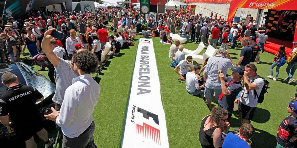 GP de España 2017: Carrera en directo