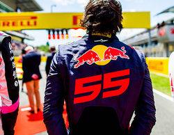 """Carlos Sainz: """"¡Qué carrera tan buena, podía sentir el apoyo de los aficionados!"""""""