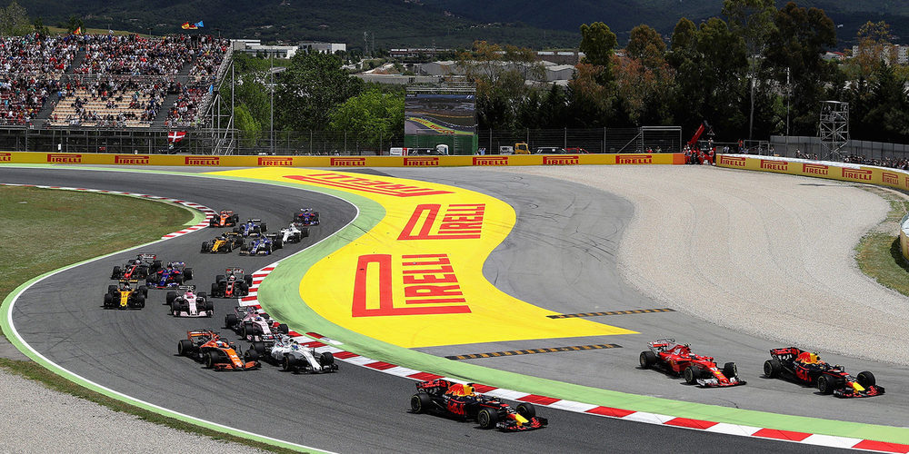 """Max Verstappen: """"Si Valtteri no hubiera tocado a Kimi, habríamos tenido espacio para hacer la curva."""""""