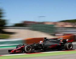 "Romain Grosjean: ""Siempre estuve metido en tráfico"""