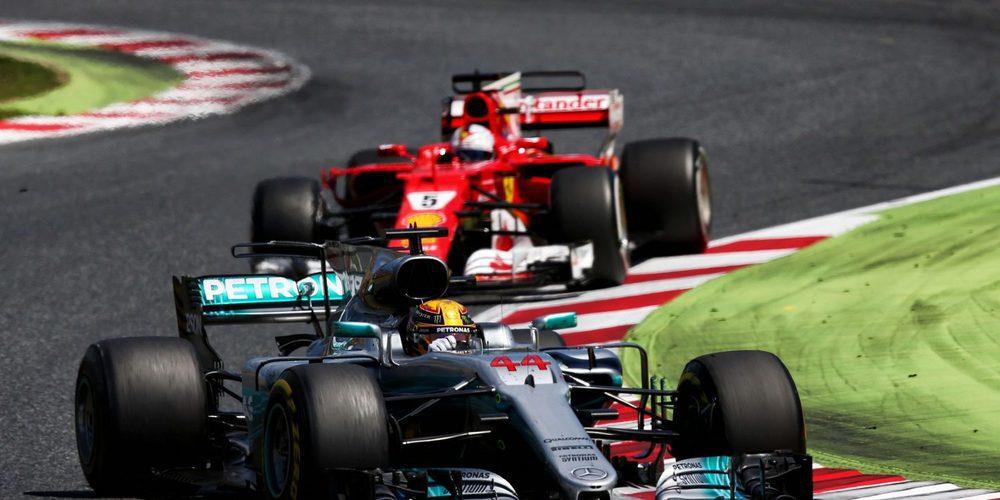 """Sebastian Vettel: """"Estoy contento de haber tenido la oportunidad de desafiar a Mercedes"""""""