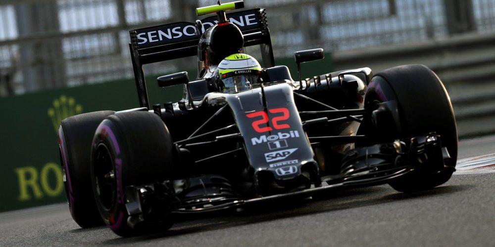 """Jenson Button: """"Haré lo mejor que pueda para mejorar el coche de Fernando"""""""