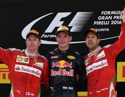 Max Verstappen estaría en los planes de Ferrari