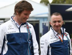 Felipe Massa elogia el trabajo de Paddy Lowe en Williams