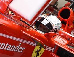 """Sebastian Vettel: """"El coche se siente bien a una vuelta"""""""