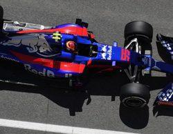 Toro Rosso pide a Renault rapidez para que la mejora del motor llegue cuanto antes