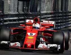 Sebastian Vettel acierta la estrategia y triunfa en el GP de Mónaco 2017