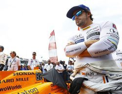 """Fernando Alonso, sobre la Indy500: """"Es genial saber que fui competitivo"""""""