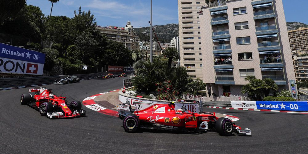 ANÁLISIS: ¿Favoreció Ferrari a Sebastian Vettel en Mónaco?