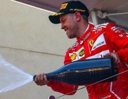"""Sebastian Vettel sobre el título: """"Hay un largo camino que recorrer, daré lo máximo"""""""