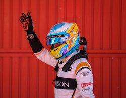 """Fernando Alonso: """"Estoy con ganas de volver al volante del MCL32"""""""
