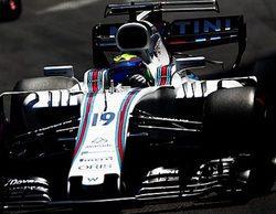 """Felipe Massa: """"No hay presión, trato de disfrutar carrera a carrera"""""""