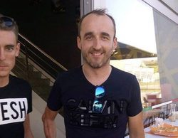 Kubica se mostró feliz tras volver a pilotar el Lotus de 2012