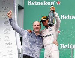 Lewis Hamilton, el amo y dueño de Canadá