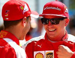 Kimi Räikkönen se queda con el mejor crono de las FP2 del GP de Canadá