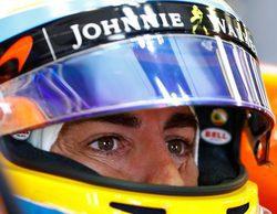 """Fernando Alonso: """"No fue un viernes fácil, pero la prioridad de mañana es entrar en Q3"""""""