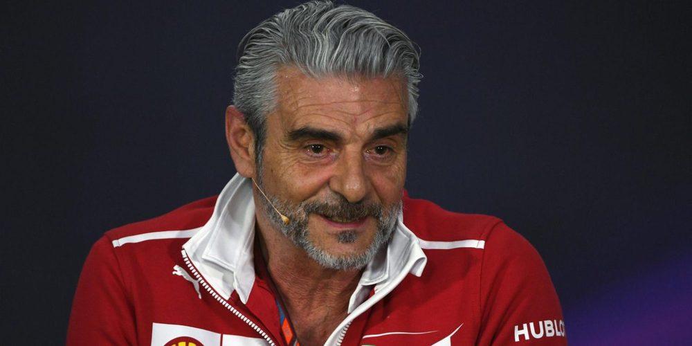 """Maurizio Arrivabene: """"No hay órdenes de equipo, Ferrari está por encima de todo"""""""