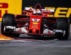 Sebastian Vettel, el más rápido en los Libres 3 del GP de Canadá 2017