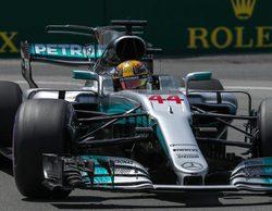 Lewis Hamilton logra una pole descomunal en el GP de Canadá 2017