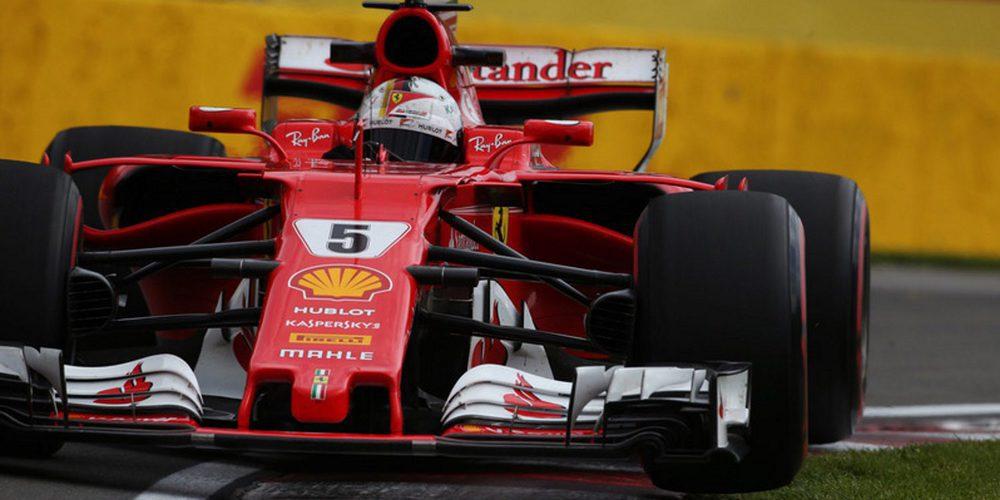 "Sebastian Vettel: ""Podríamos haber estado delante"""