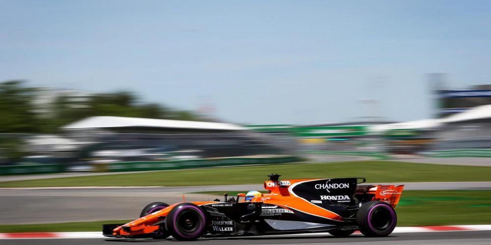 """Fernando Alonso: """"El coche ha funcionado muy bien hasta ahora"""""""