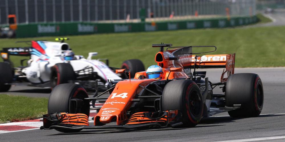 """Fernando Alonso: """"Después de 16 años aquí coger un punto o no no me va a cambiar la vida"""""""