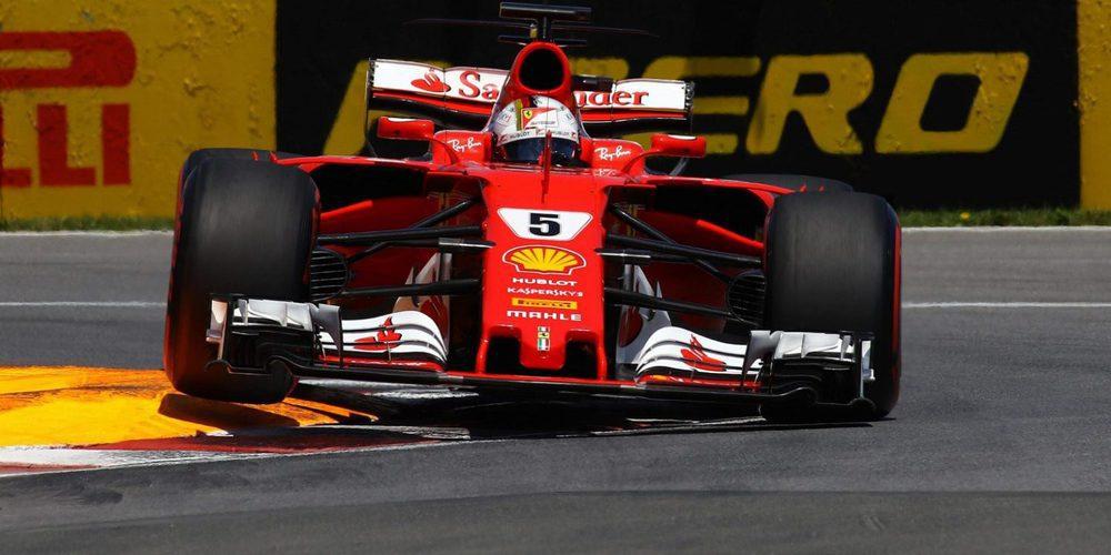 """Sebastian Vettel: """"Me hubiera gustado rodar más vueltas para acabar en el podio"""""""