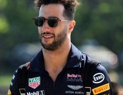 """Daniel Ricciardo, 3º en Canadá: """"No tenía intención de hacer un 'shoey'"""""""
