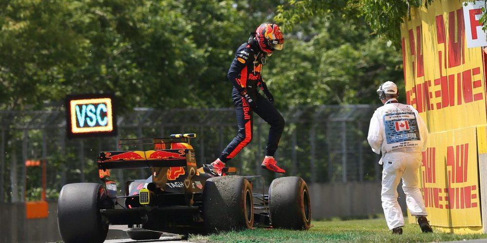 Red Bull, sin grandes mejoras de motor hasta el año que viene