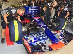 Carlos Sainz, sancionado con tres puestos en la parrilla del GP de Bakú