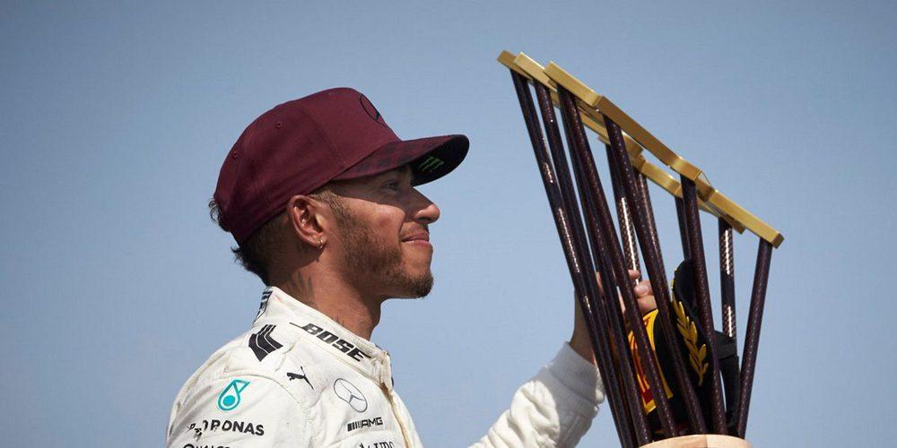 Paddy Lowe no ve a Lewis Hamilton tan rudo como Ayrton Senna