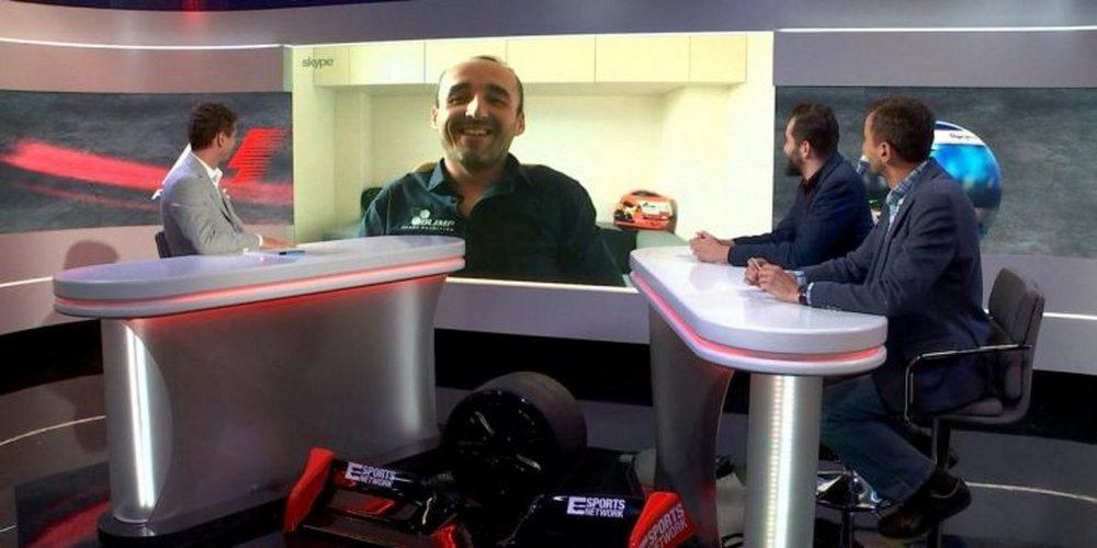 "Robert Kubica: ""Sé que soy capaz de conducir un coche de Fórmula 1"""