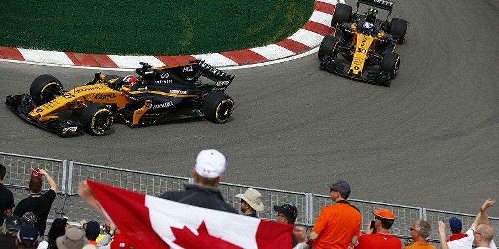 Cyril Abiteboul cree que en Renault dependen mucho de Nico Hülkenberg
