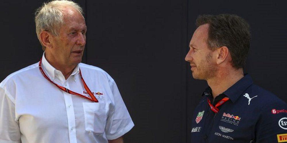 """Helmut Marko: """"Ricciardo y Verstappen tienen contratos cerrados"""""""