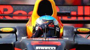 """Daniel Ricciardo, sobre Azerbaiyán: """"Es emocionante, pero no se adapta al RB13"""""""