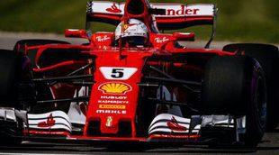 Ferrari será el encargado de probar el 'escudo' protector