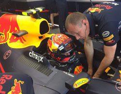 Max Verstappen lidera unos interrumpidos Libres 1 del GP de Azerbaiyán 2017