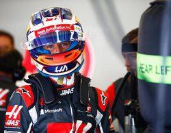 """Romain Grosjean: """"Una tarde frustrante, no hay mucho por decir"""""""