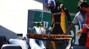 La FIA modifica los bordillos de la curva donde se accidentaron Pérez y Palmer