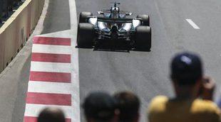 GP de Azerbaiyán 2017: Clasificación en directo