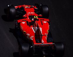 """Kimi Räikkönen: """"Las sensaciones con los neumáticos cambian de una vuelta a otra"""""""