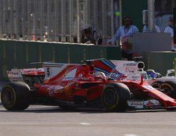 """Sebastian Vettel: """"No sé por qué a mí sí me sancionaron y a Hamilton no"""""""