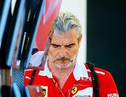 Ferrari niega la guerra verbal con Mercedes