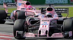 """En Force India ven la situación actual de sus pilotos como """"inaceptable"""""""