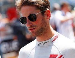 """Romain Grosjean, sobre Bakú: """"Temía por mi seguridad debido al problema en los frenos"""""""