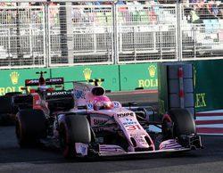 Force India, cada vez más cerca de cambiar su nombre