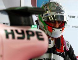 Alfonso Celis volverá a pilotar el Force India VJM10 durante los Libres 1 de Austria y Hungría